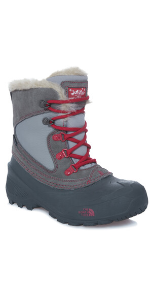 The North Face Shellista Extreme Shoes Youth dark gull grey/cerise pink